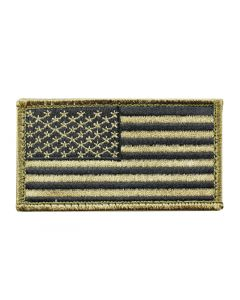 Operator Desert American Flag Patch