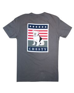 Adult Chesty the Bulldog T-Shirt