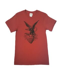 Adult Eagle Shield T-Shirt