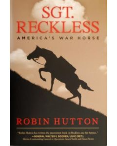 Sgt. Reckless- America's War Horse by Robin Hutton
