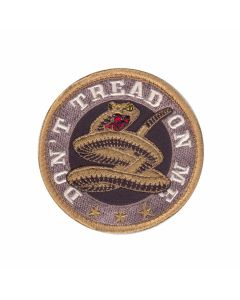 Don't Tread On Me Morale Patch