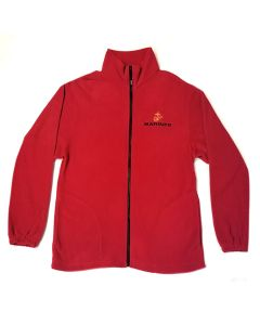 Eagle, Anchor and Globe Marines Fleece Jacket