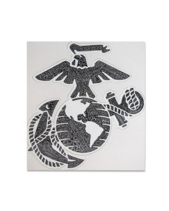 Eagle, Globe & Anchor Vinyl Sticker