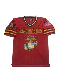 Adult Semper Fi United States Marines Jersey