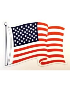 Waving Flag Magnet