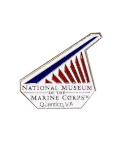 National Museum of the Marine Corps Lapel Pin