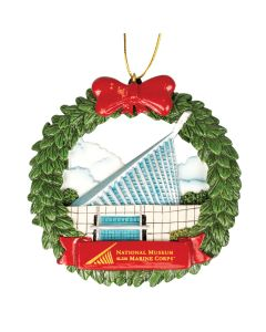NMMC Wreath Ornament