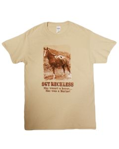 Adult Sgt Reckless T-Shirt