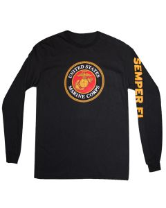 Adult United States Marine Corps Long Sleeve
