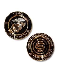 USMC Officer Candidate School Challenge Coin