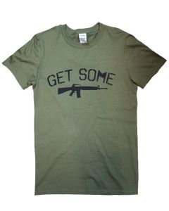 Adult Get Some T-Shirt