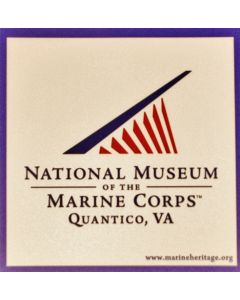National Museum of the Marine Corps Decal