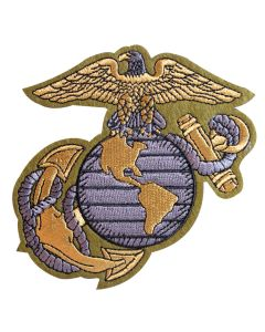 Eagle, Globe and Anchor Subdued Patch