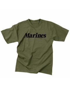 Kids Marines Physical Training Tee