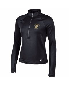 Ladies U.S. Marines UA Athletic Long Sleeve