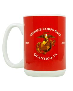 Marine Corps Eagle, Anchor and Globe Mug