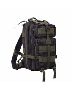 Black & Olive Drab Medium Transport Pack