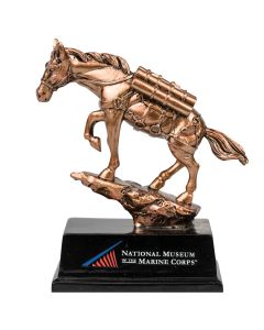 NMMC Sergeant Reckless Figurine